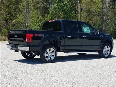 2018 F-150 SuperCrew Cab 4x4, Pickup #28628 - photo 6