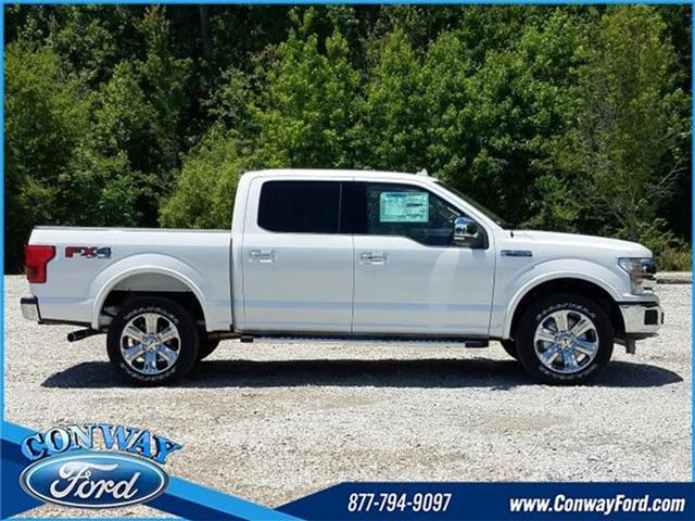 2018 F-150 SuperCrew Cab 4x4,  Pickup #28664 - photo 5