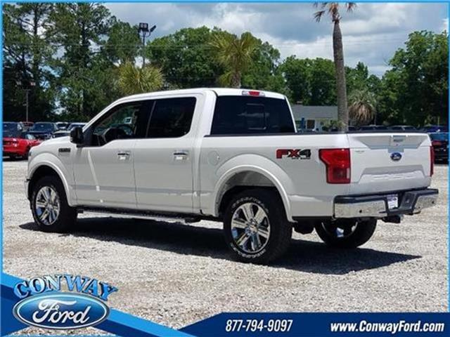 2018 F-150 SuperCrew Cab 4x4,  Pickup #28664 - photo 38