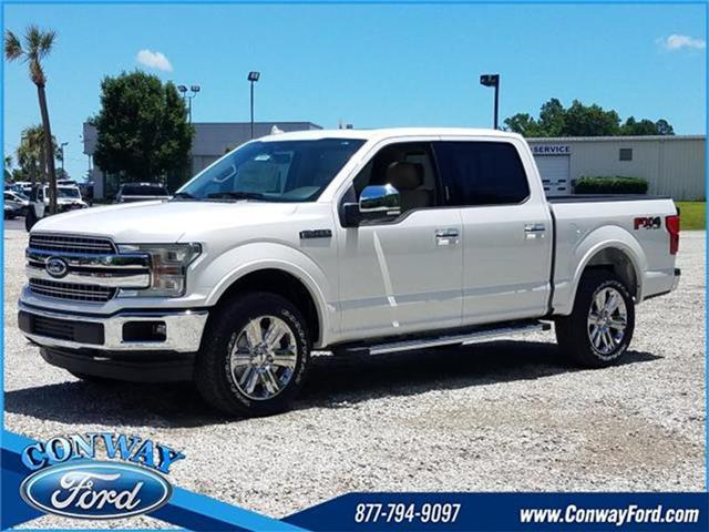2018 F-150 SuperCrew Cab 4x4,  Pickup #28664 - photo 1