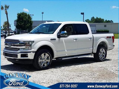 2018 F-150 SuperCrew Cab 4x4,  Pickup #28664 - photo 39
