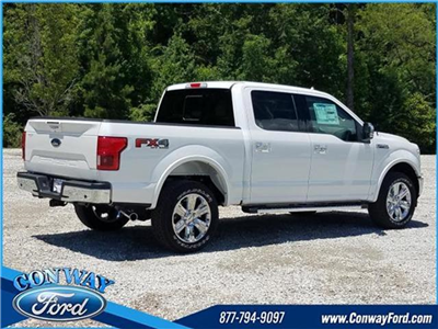 2018 F-150 SuperCrew Cab 4x4,  Pickup #28664 - photo 4