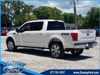 2018 F-150 SuperCrew Cab 4x4,  Pickup #28664 - photo 2