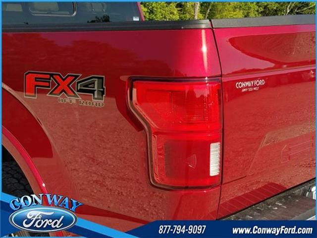 2018 F-150 SuperCrew Cab 4x4, Pickup #28674 - photo 11