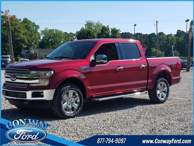 2018 F-150 SuperCrew Cab 4x4, Pickup #28674 - photo 7