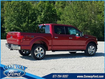 2018 F-150 SuperCrew Cab 4x4, Pickup #28674 - photo 2