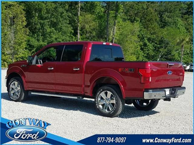 2018 F-150 SuperCrew Cab 4x4, Pickup #28674 - photo 6