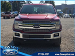 2018 F-150 SuperCrew Cab 4x4, Pickup #28674 - photo 8
