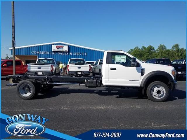 2018 F-550 Regular Cab DRW,  Cab Chassis #28696 - photo 3