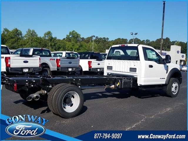 2018 F-550 Regular Cab DRW,  Cab Chassis #28696 - photo 2
