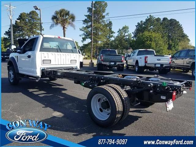 2018 F-550 Regular Cab DRW,  Cab Chassis #28696 - photo 6