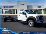 2018 F-550 Regular Cab DRW,  Cab Chassis #28696 - photo 1