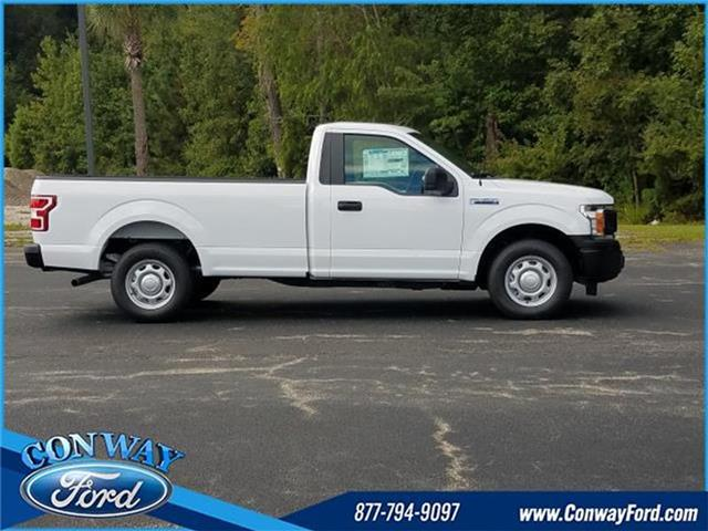 2018 F-150 Regular Cab 4x2,  Pickup #28699 - photo 3