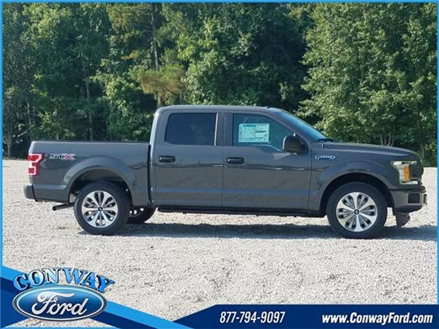 2018 F-150 SuperCrew Cab 4x2,  Pickup #28722 - photo 4