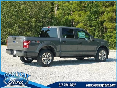 2018 F-150 SuperCrew Cab 4x2,  Pickup #28722 - photo 5