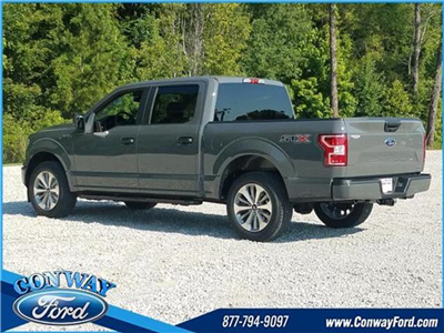 2018 F-150 SuperCrew Cab 4x2,  Pickup #28722 - photo 2