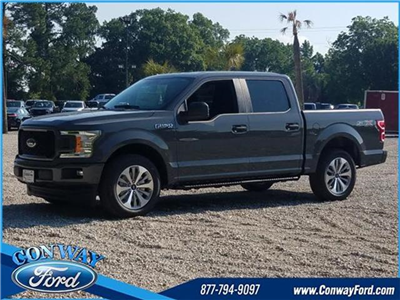 2018 F-150 SuperCrew Cab 4x2,  Pickup #28722 - photo 1