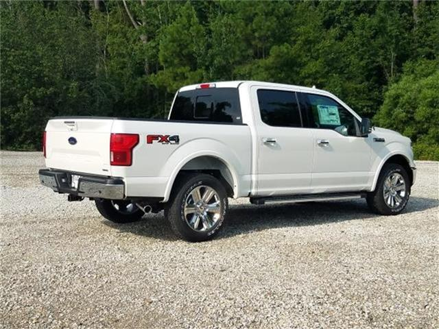 2018 F-150 SuperCrew Cab 4x4,  Pickup #28793 - photo 2