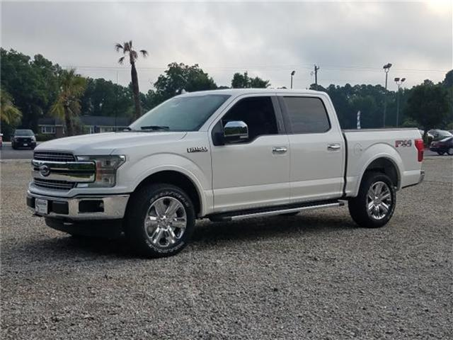 2018 F-150 SuperCrew Cab 4x4,  Pickup #28793 - photo 6