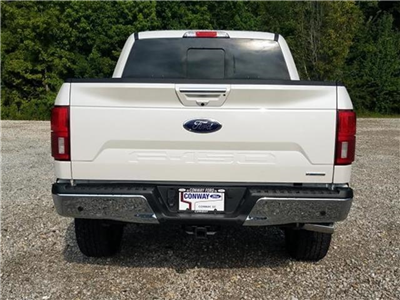 2018 F-150 SuperCrew Cab 4x4,  Pickup #28793 - photo 4