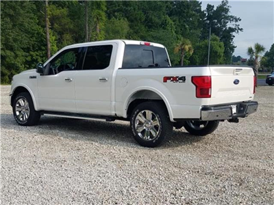 2018 F-150 SuperCrew Cab 4x4,  Pickup #28793 - photo 5