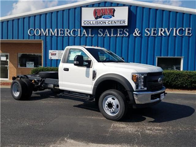 2018 F-450 Regular Cab DRW 4x2,  Cab Chassis #28799 - photo 1
