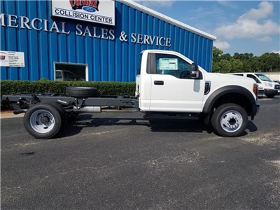 2018 F-450 Regular Cab DRW 4x2,  Cab Chassis #28799 - photo 3