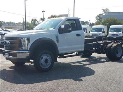 2018 F-450 Regular Cab DRW 4x2,  Cab Chassis #28799 - photo 6