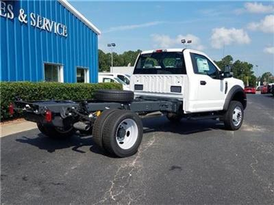 2018 F-450 Regular Cab DRW 4x2,  Cab Chassis #28799 - photo 35