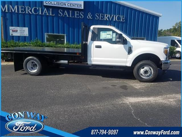 2018 F-350 Regular Cab DRW 4x4,  Cab Chassis #28820 - photo 3