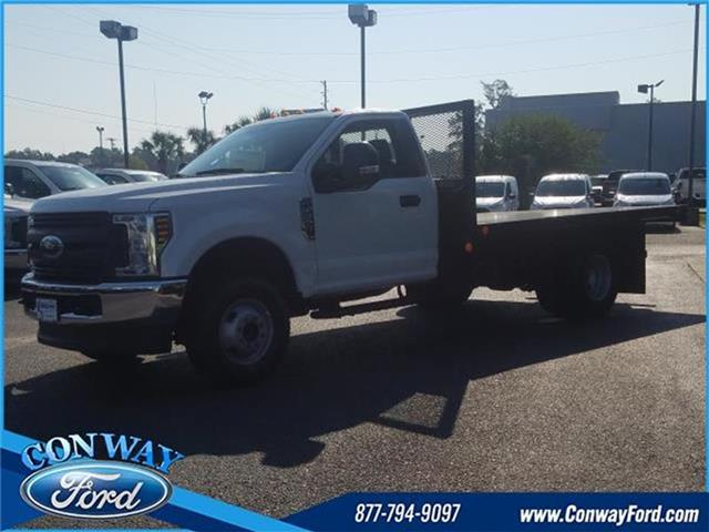 2018 F-350 Regular Cab DRW 4x4,  Cab Chassis #28820 - photo 5