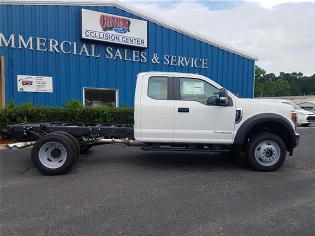 2018 F-450 Super Cab DRW 4x4,  Cab Chassis #28831 - photo 4