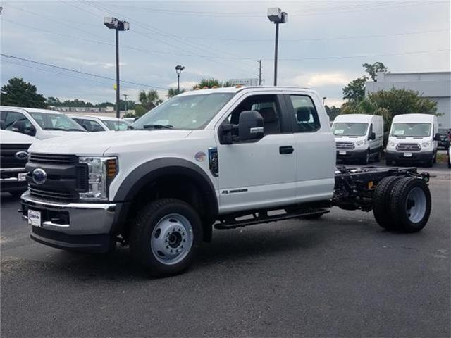2018 F-450 Super Cab DRW 4x4,  Cab Chassis #28831 - photo 6