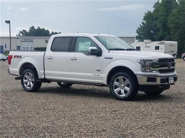 2018 F-150 SuperCrew Cab 4x4,  Pickup #28850 - photo 1