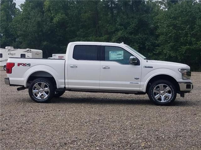2018 F-150 SuperCrew Cab 4x4,  Pickup #28850 - photo 3
