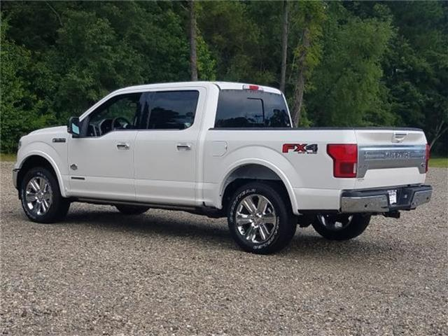 2018 F-150 SuperCrew Cab 4x4,  Pickup #28850 - photo 6