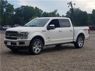2018 F-150 SuperCrew Cab 4x4,  Pickup #28850 - photo 7