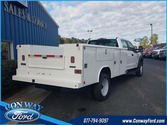 2019 F-450 Crew Cab DRW 4x4,  Cab Chassis #28897 - photo 2