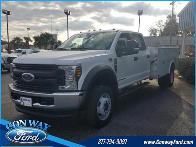 2019 F-450 Crew Cab DRW 4x4,  Cab Chassis #28897 - photo 6