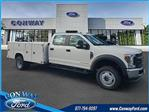 2019 F-450 Crew Cab DRW 4x4,  Cab Chassis #28897 - photo 1