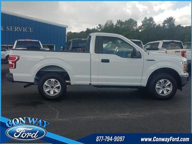 2018 F-150 Regular Cab 4x2,  Pickup #28913 - photo 3