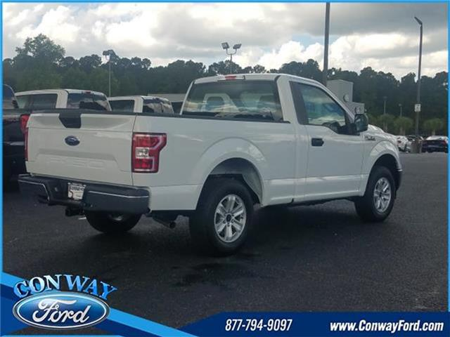 2018 F-150 Regular Cab 4x2,  Pickup #28913 - photo 2