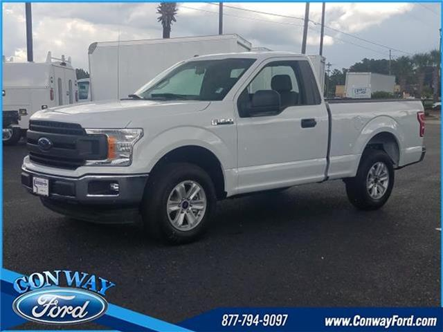 2018 F-150 Regular Cab 4x2,  Pickup #28913 - photo 6