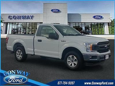 2018 F-150 Regular Cab 4x2,  Pickup #28913 - photo 1