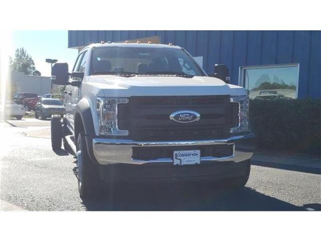 2019 F-450 Crew Cab DRW 4x4,  Cab Chassis #29052 - photo 6