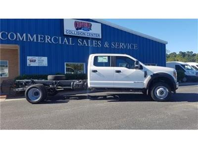 2019 F-450 Crew Cab DRW 4x4,  Cab Chassis #29052 - photo 3