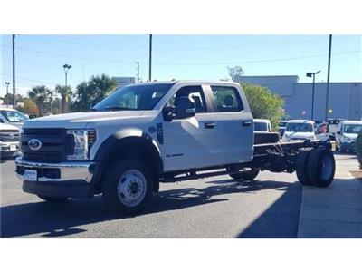 2019 F-450 Crew Cab DRW 4x4,  Cab Chassis #29052 - photo 5