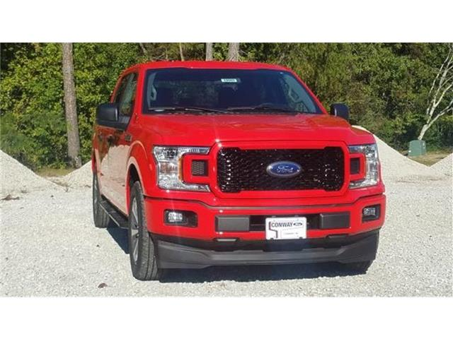 2018 F-150 SuperCrew Cab 4x2,  Pickup #29065 - photo 7