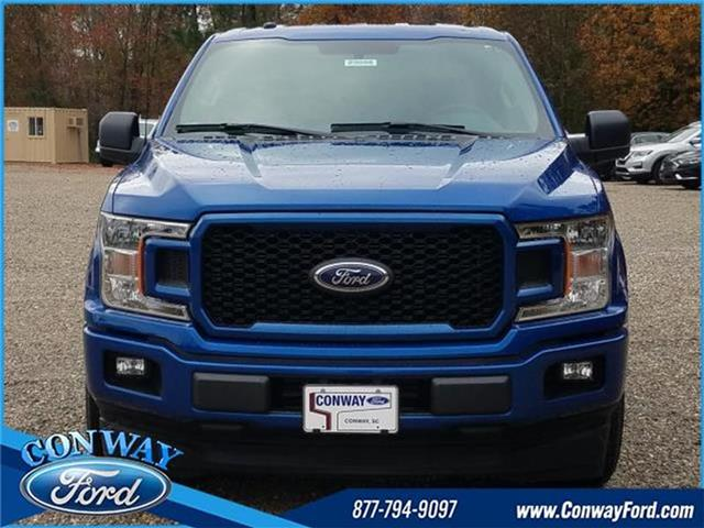 2018 F-150 SuperCrew Cab 4x2,  Pickup #29098 - photo 7
