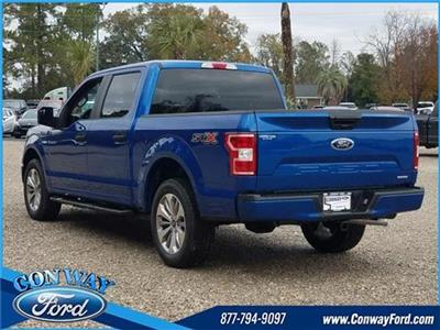 2018 F-150 SuperCrew Cab 4x2,  Pickup #29098 - photo 5